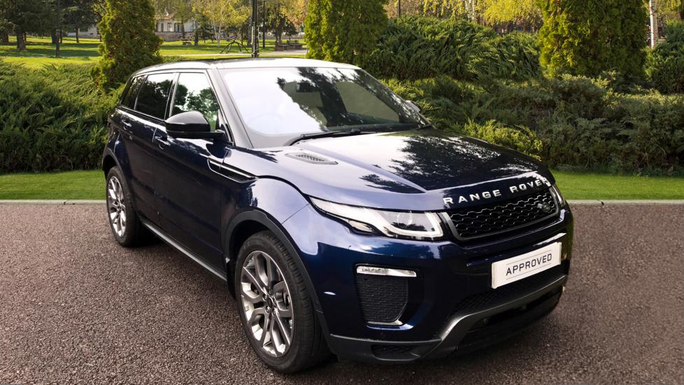 Range Rover Evoque Black Pack Leon Geeringh Motors Pre